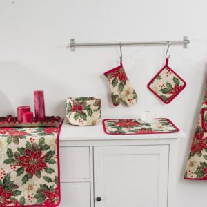 Tafelkleed - luxe gobelin - Christmas Bardi - Kerst