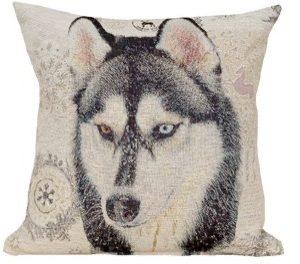 Kussenhoes - Husky - Hond