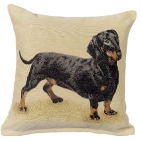 Kussenhoes - Teckel - Dachshund - Hond - Pickels 2
