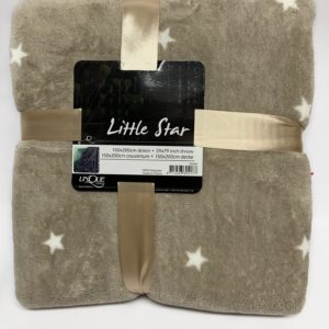 Little star taupe